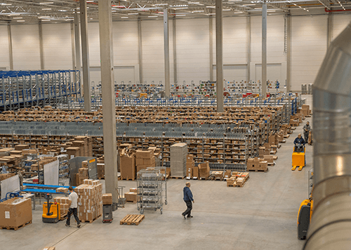 Fulfillment-Center
