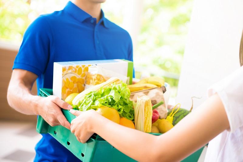 Fulfillment Lebensmittel